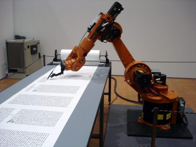 learn robotics