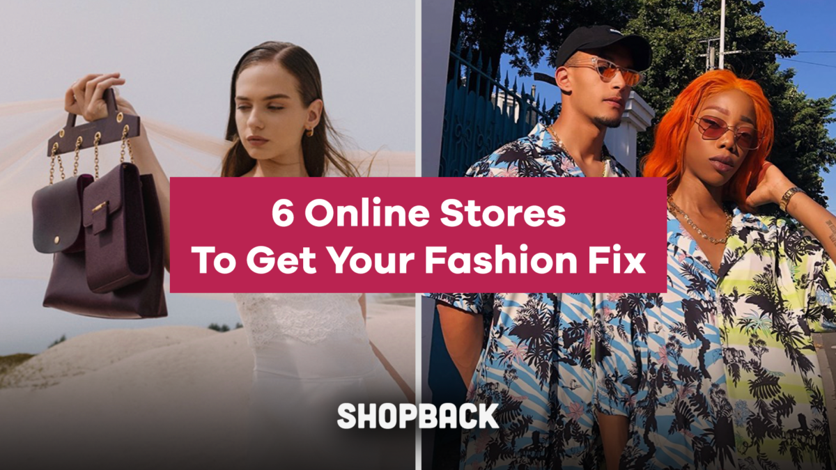 Top Online and Offline Fashion Retailers To Get Your Fashion Fix