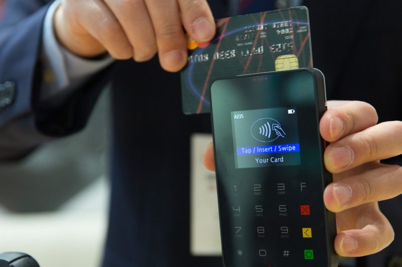 e wallet and contactless payment