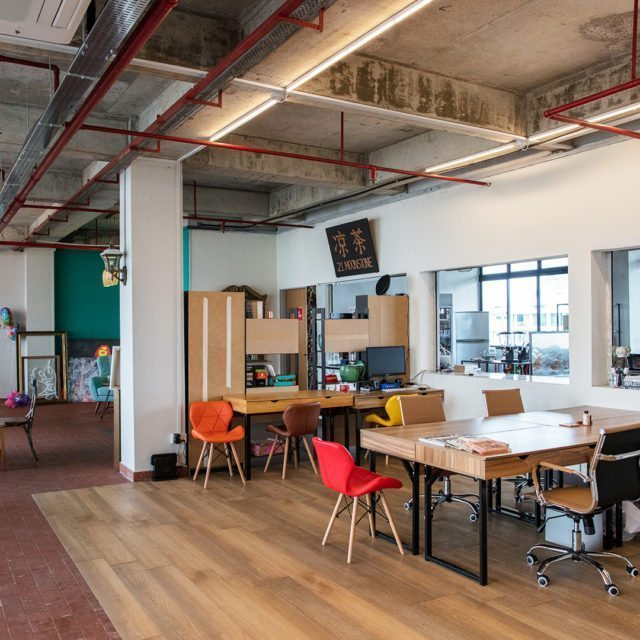 21moonstone coworking space singapore
