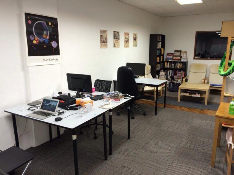 hackerspaceSG
