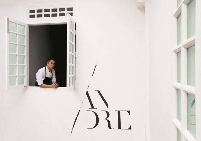 Restaurant André - Official