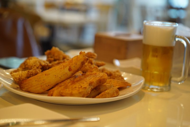 Chicken and Beer, known as chimek in Korea
