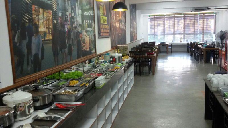 Myeong Dong bbq buffet Johor Bahru