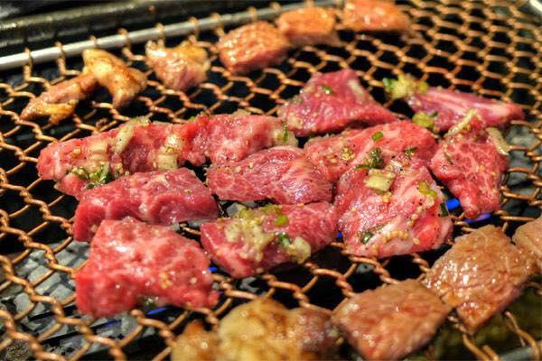 TANBA Japanese BBQ