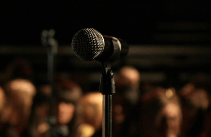 Open mic Singapore