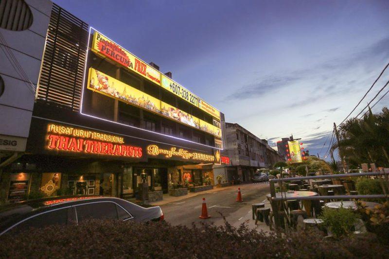 Bangkok Spa Johor Bahru