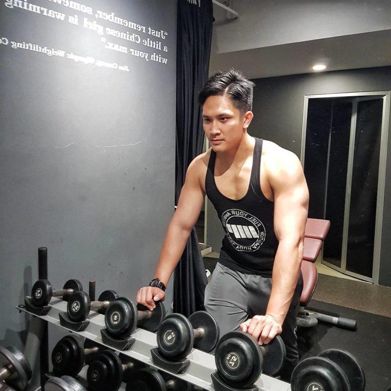 Lucas Lim Personal Trainer