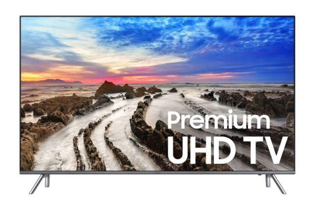 "Samsung 55"" 4K UHD Television"