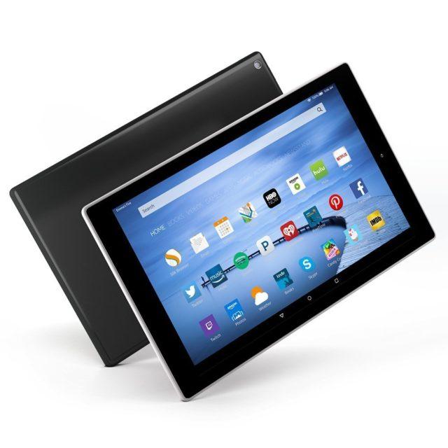 Amazon Fire HD Tablet