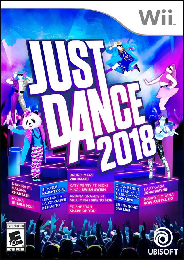 Just Dance 2018 Amazon