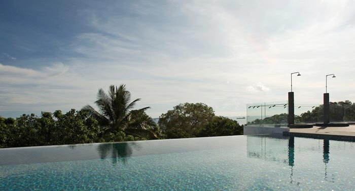 Amara Sanctuary Resort Infinity Pool