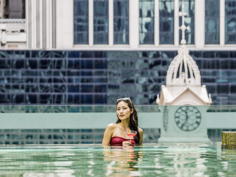 So Sofitel Singapore Infinity Pool