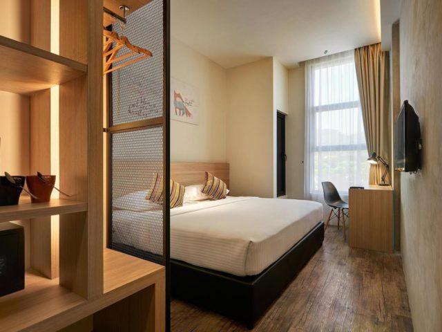 U Hotel Penang Deluxe King Room