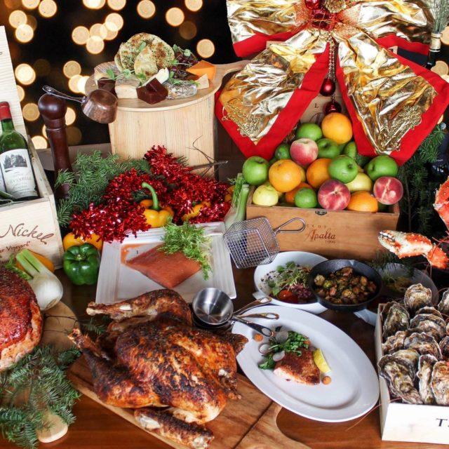 Sear, Angie's & Lower East Side 45 Christmas Eve Buffet