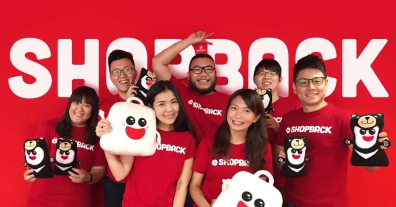 Shopback team in Taiwan