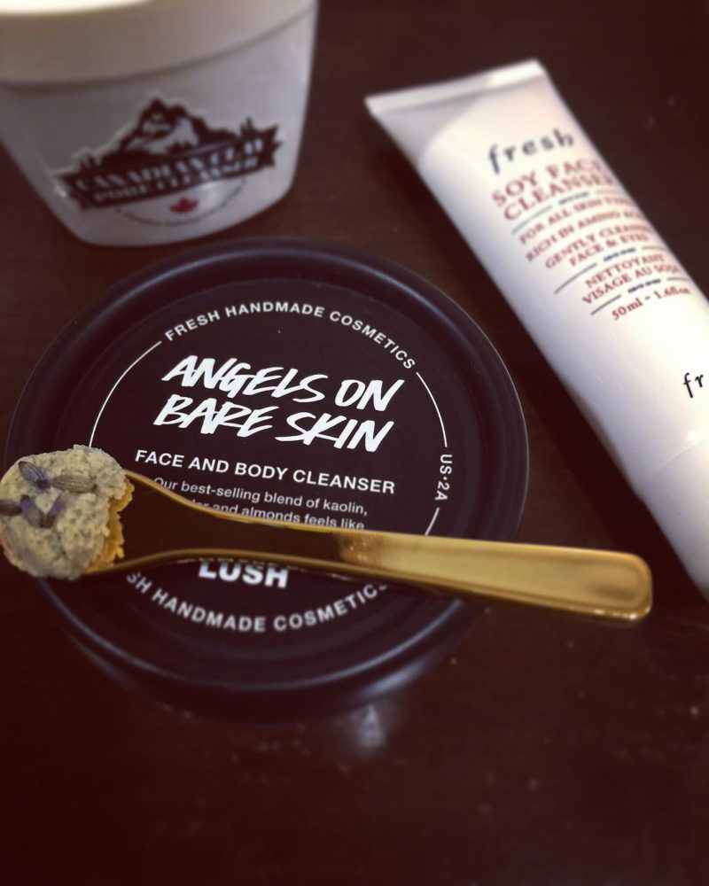 Lush Angels on Bare Skin Cleanser