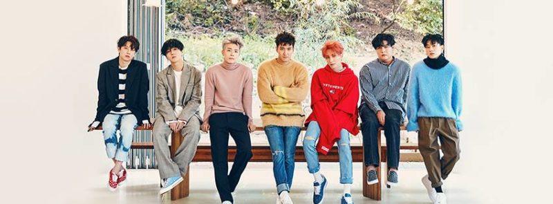 Super Junior Super Show 7 concert in Singapore 2018