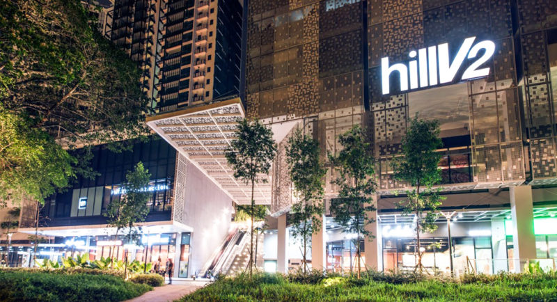 hillV2 shopping mall