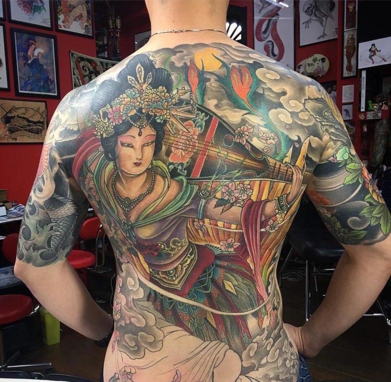 Gallery Tattoo 2
