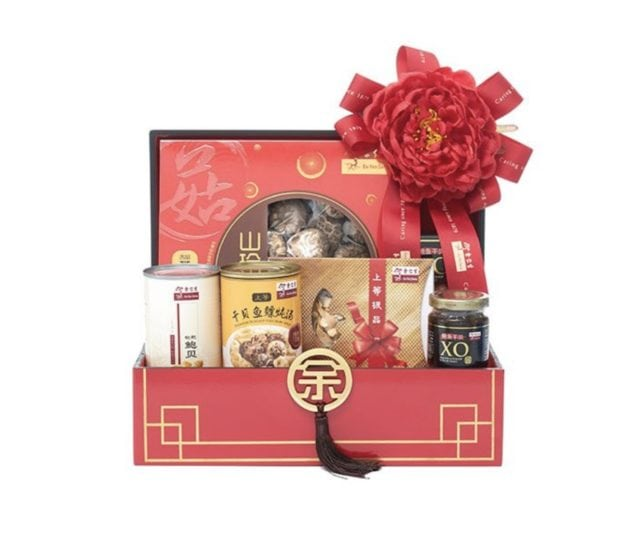 Eu Yan Sang CNY hamper singapore 2018 under $100