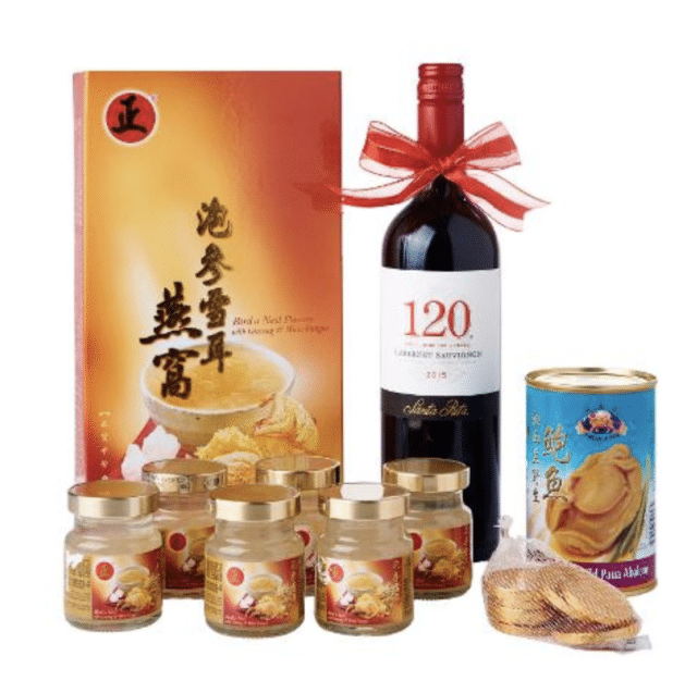 Three Kraters CNY hamper singapore 2018 under $100