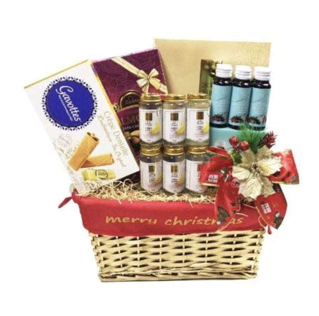 Yu Xiang Yan hamper Laurel SG CNY hamper 2018 under $100