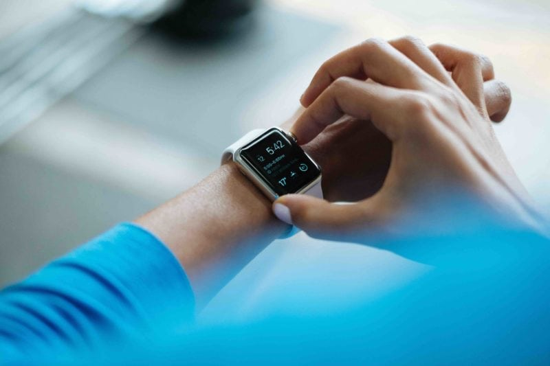 wearable-tech fitness trends 2018