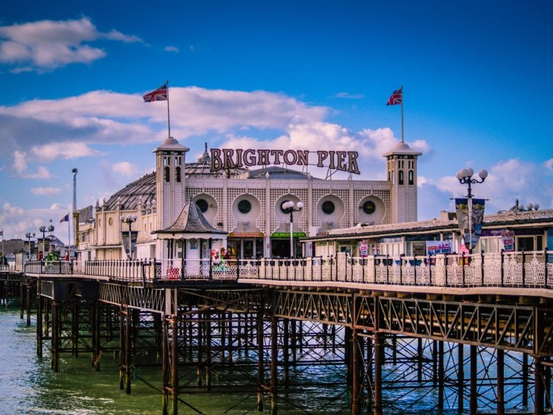 Bright Pier, UK