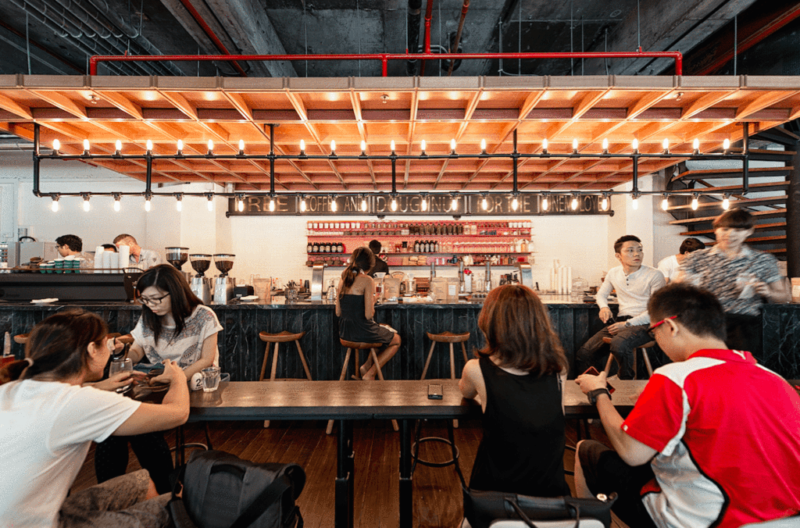 Common Man Coffee Roasters Singapore
