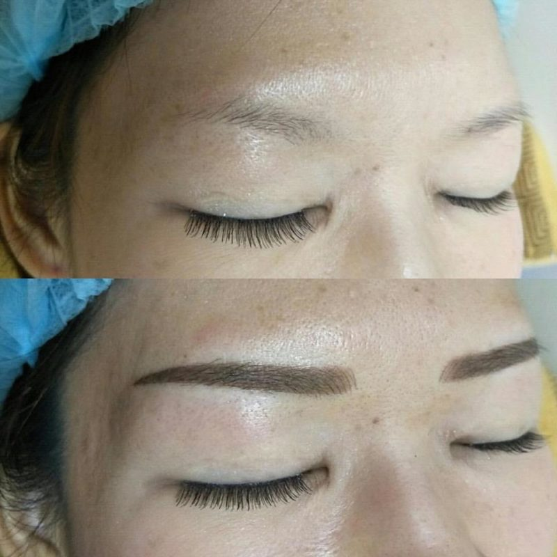 Best eyebrow embroidery salons in singapore better brows for 1 salon eyebrow embroidery