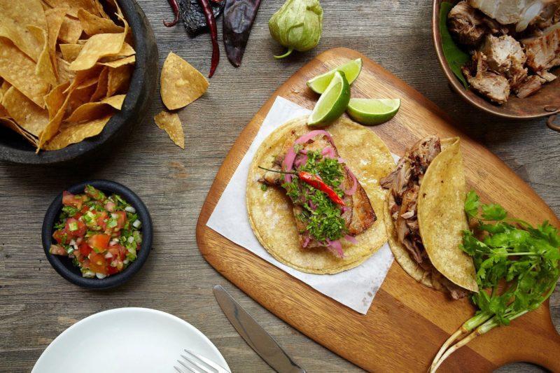 Singapore, Mexican food, restaurants, tacos, Senor Taco