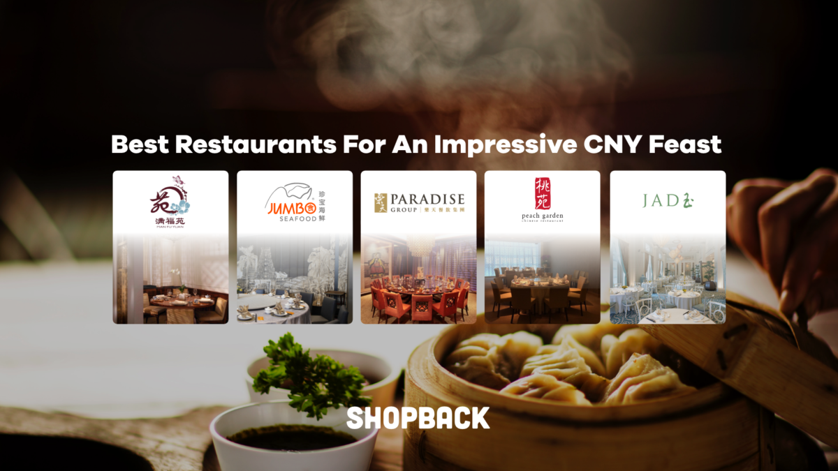 Reunion Dinner 2021: Best Restaurants For An Impressive CNY Feast In Singapore