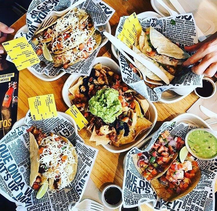 Singapore, Mexican food, restaurants, places to eat, Guzman y Gomez
