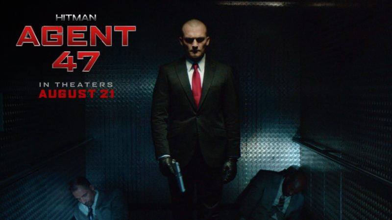 Poster from the movie Agent 47