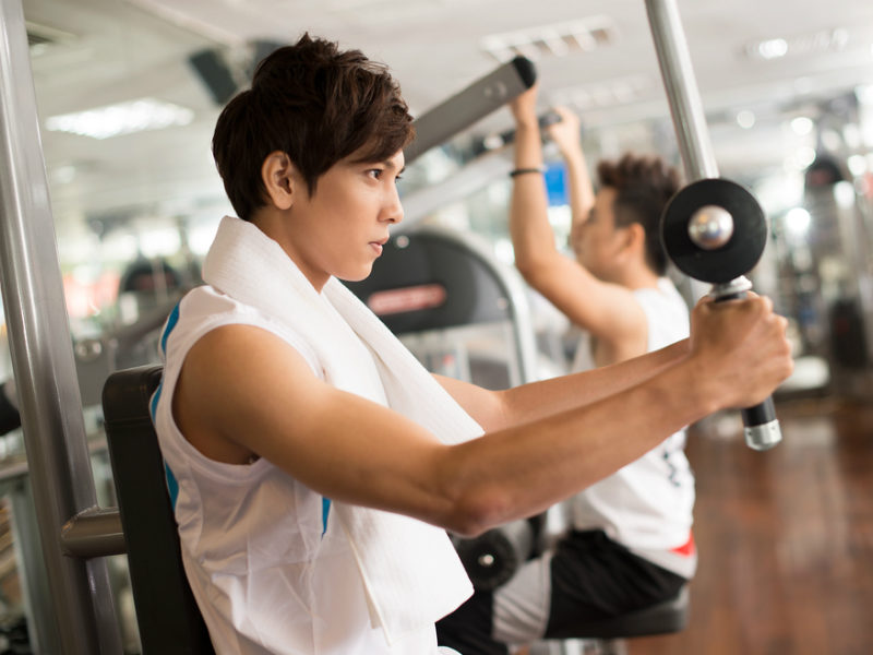 Singapore, cheapest gyms, exercise, keeping fit, active lifestyle