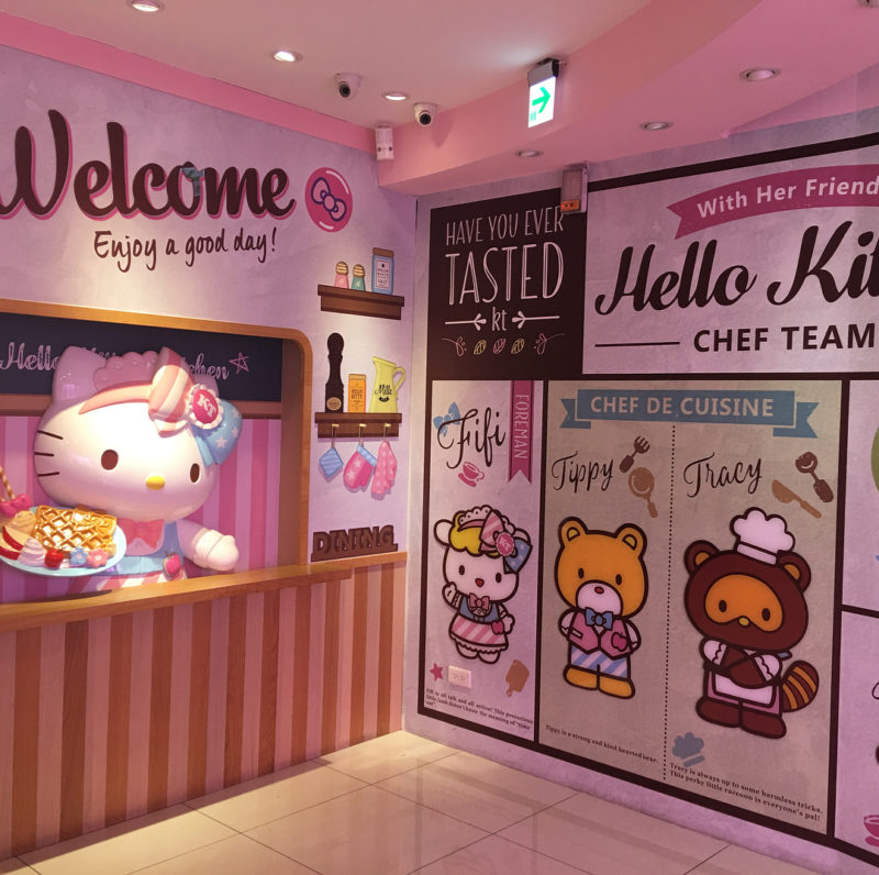 Hello Kitty Kitchen Cafe Manual: 15 Unique Taiwan Attractions & Places To Visit In 2018