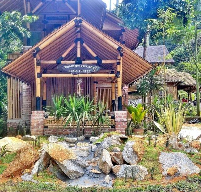 blissful places to stay, Kuala Lumpur, Malaysia, Bamboo Village