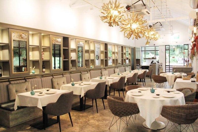 Romantic Restaurants in Singapore