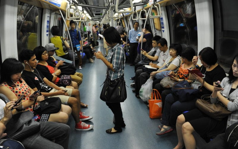 MRT unwritten rules you need to know in Singapore