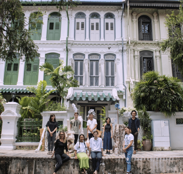 guided tour emerald hill