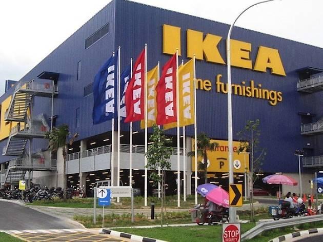 Ikea megastore