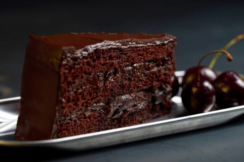 Chocolate Cake - Awfully Chocolate