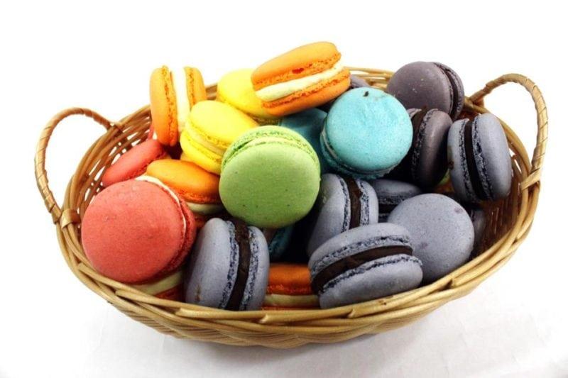 Macarons -Bonheur Patisserie dessert