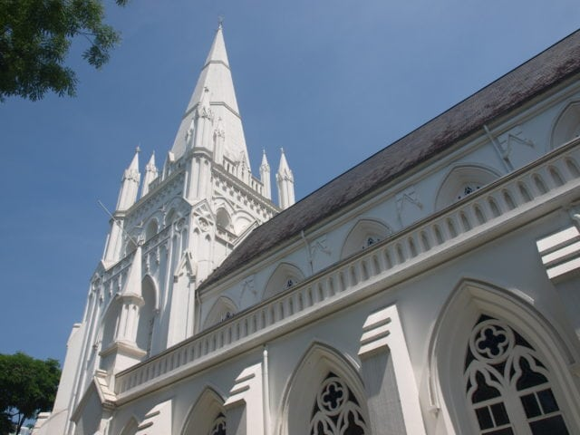 st andrew cathedral singapore