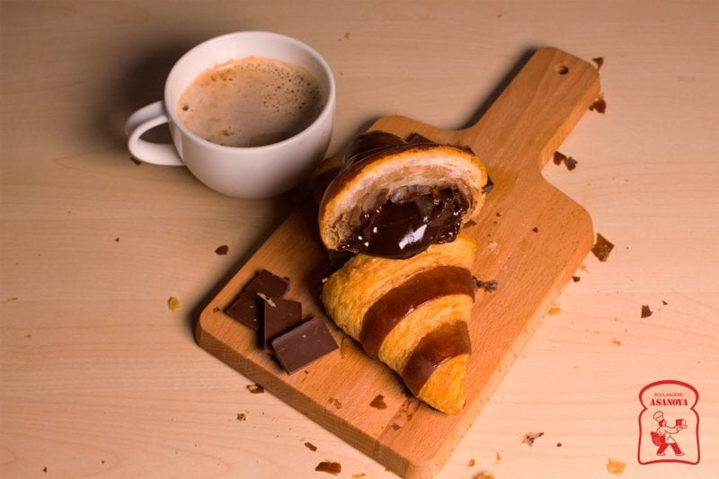 Croissant -Boulangerie Asanoya dessert