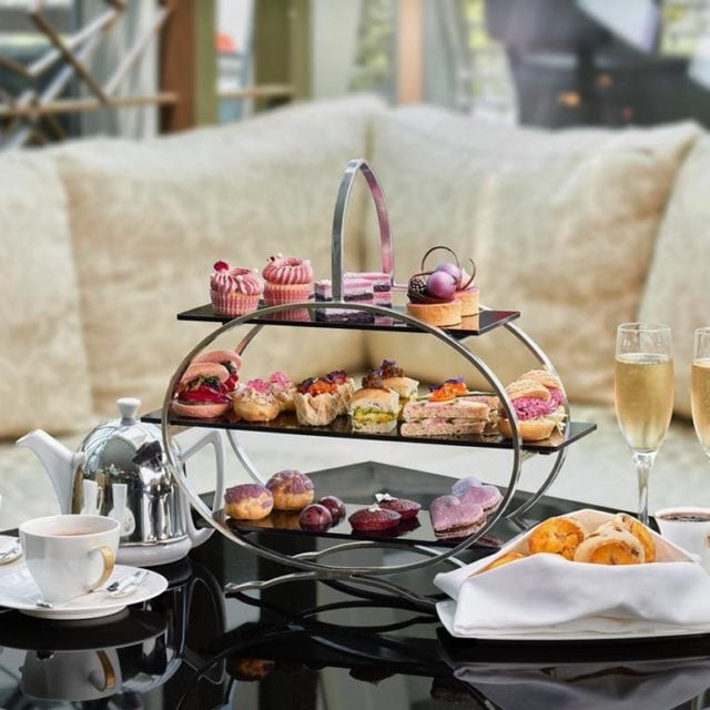 high tea in SIngapore for a posh afternoon with your girlfriends