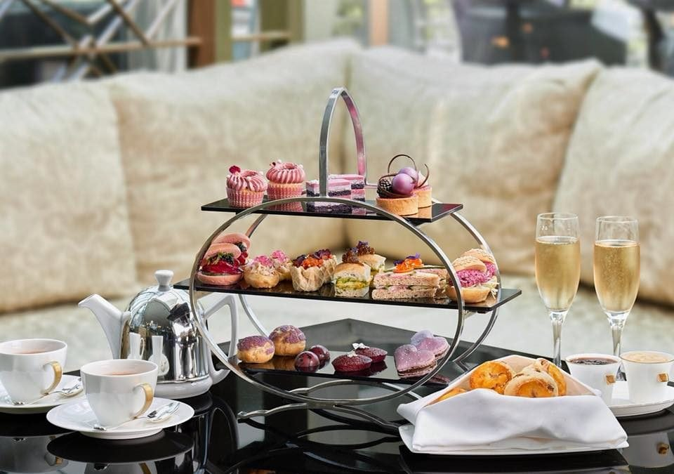 15 Elegant Afternoon High Tea Spots to Try in Singapore