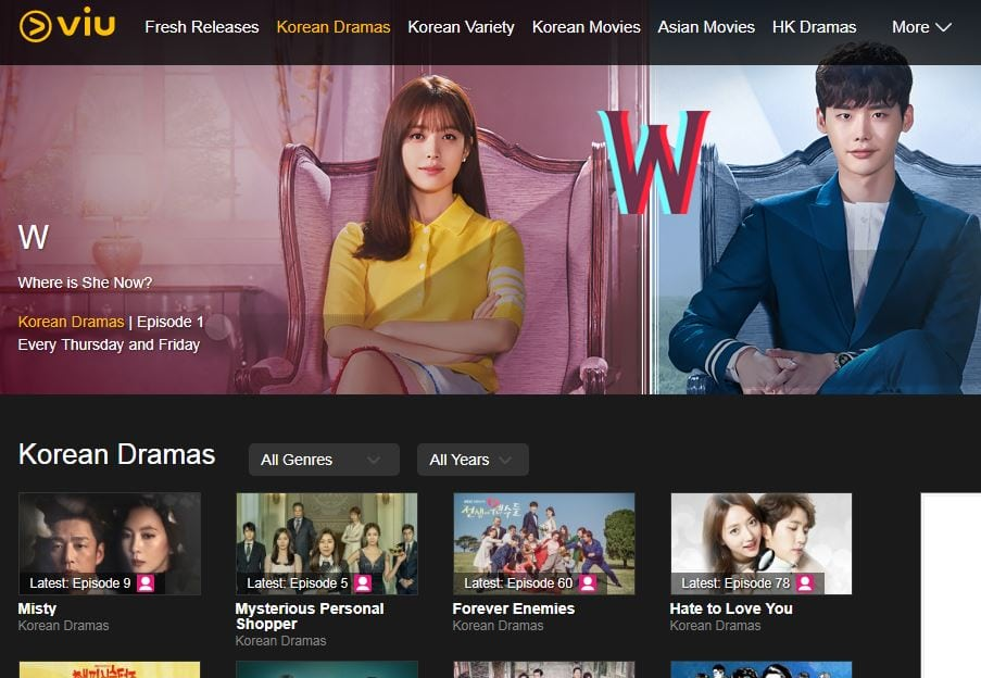 Where to Watch Your Favorite Korean Drama Online