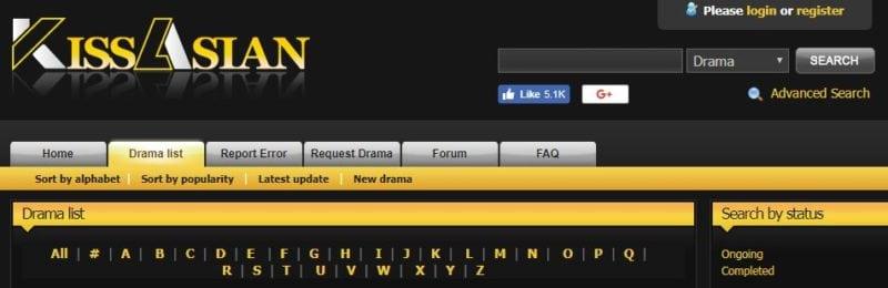 Donde ver su favorito drama coreano en línea-8153